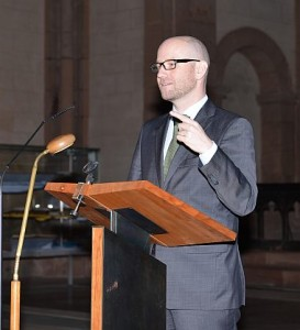 MdB Dr. Peter Tauber, Generalsekretär der Bundes-CDU