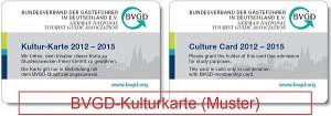 Kulturkarte