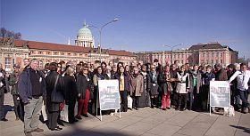 5. Brandenburger Gästeführertag in Potsdam