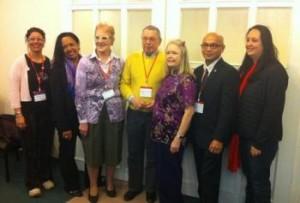 Das im Januar neu gewählte Präsidium des Weltverbandes der Gästeführer (WFTGA)