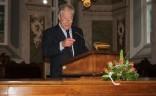 Grußwort von Björn Engholm, ehem. Ministerpräsident von Schleswig-Holstein bei der Auftaktveranstaltung zum WGFT 2015 in der Hansestadt Lübeck