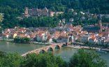 Heidelberger Schloss und Altstadt auf Platz 2 der Top-100-Ziele ausländischer Touristen in Deutschland