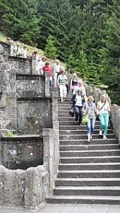 Ein Tag in der neuesten Welterbestätte - Erster Hessischer Gästeführertag in Kassel 2013