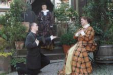 Amüsante Frauengeschichten in Gelnhausen