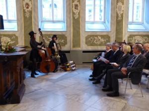 Auftaktveranstaltung zum WGFT 2015 in Lübeck
