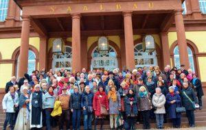 Gästeführerforum Neustadt an der Weinstraße 2016 (Foto: Petra Schanze)